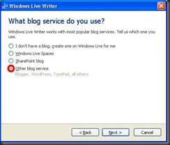 Windows Live Writer 2